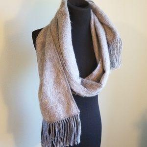 Soft Alpaca Carmargo scarf